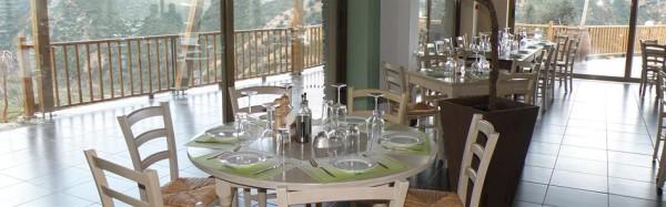 """Εστιατόριο """"Βοτανικού Πάρκου Κρήτης"""""""