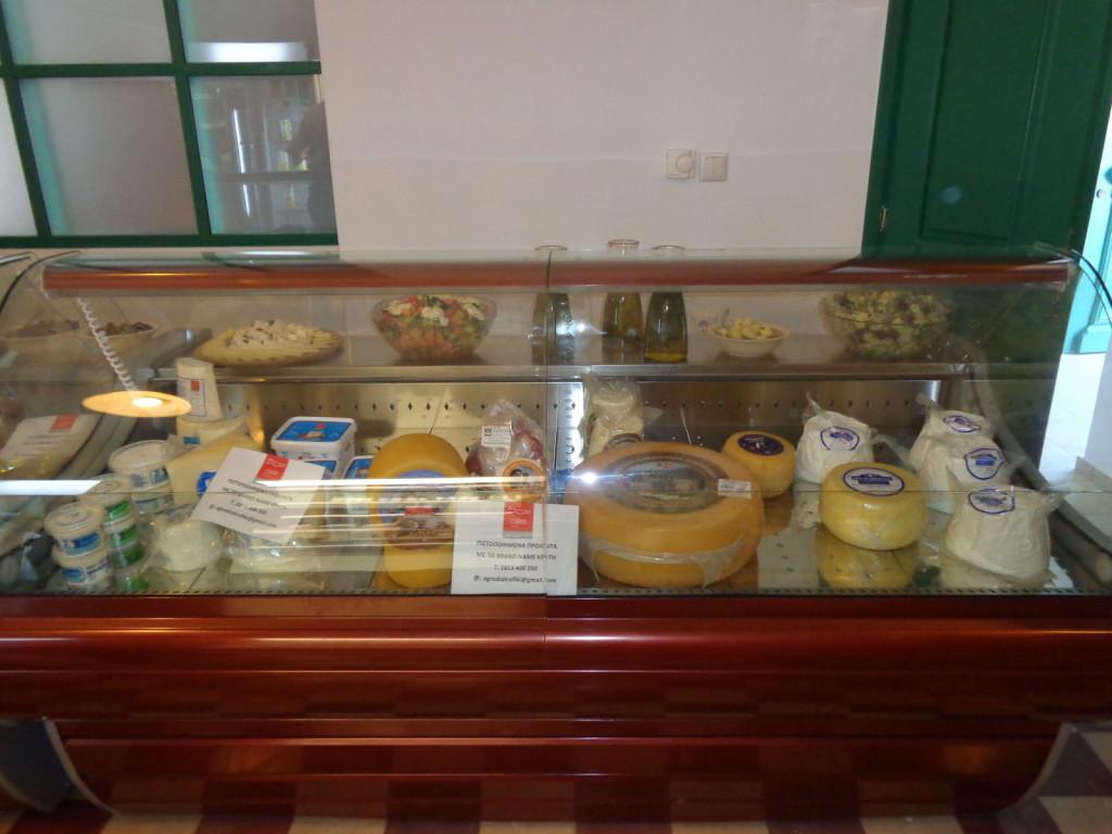 Center for Cretan gastronomy, Argiroupoli, Rethymno, Crete. Κέντρο Κρητικής Γαστρονομίας, Αργυρούπολη, Ρέθυμνο, Κρήτη.