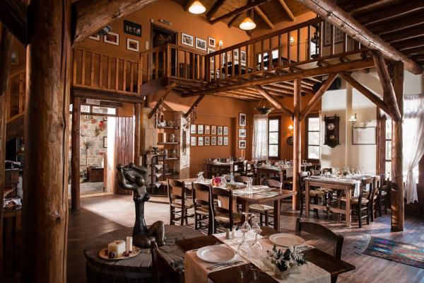 Εστιατόριο «Έναγρον»