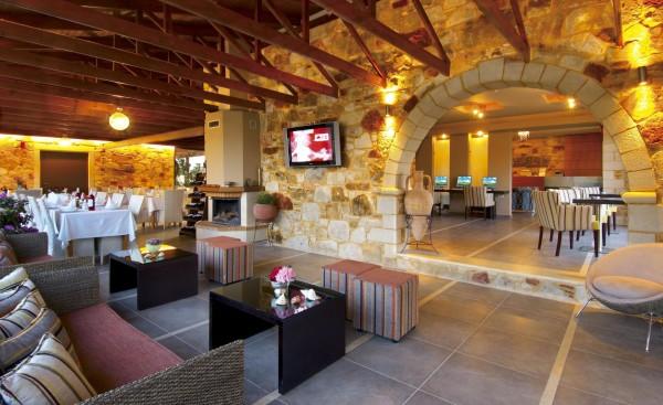 Εστιατόριο στο ξενοδοχείο Mistral