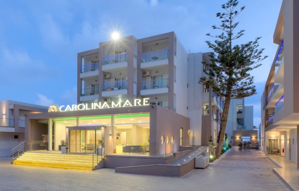 "Carolina Mare 4* –  Restaurant ""Dionysus"""