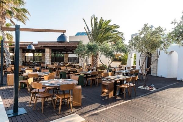 Ξενοδοχείο Stella Palace – Εστιατόριο «ελιά»