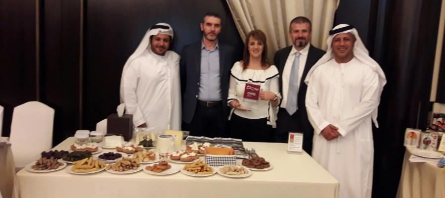 Συμμετοχή της Περιφέρειας Κρήτης στο 1ο Επιχειρηματικό Φόρουμ Ελληνικών προϊόντων στο Ντουμπάι