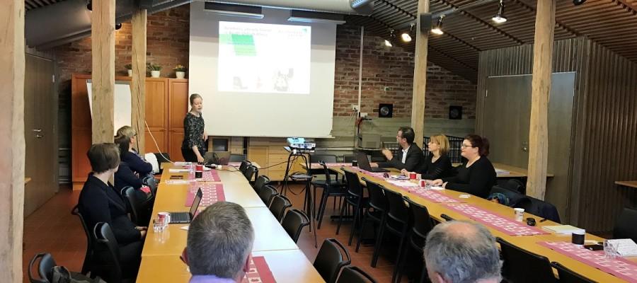 Η Περιφέρεια Κρήτης στο Seinajoki  της Φινλανδίας για ανταλλαγή καλών πρακτικών   στο πλαίσιο του  έργου NICHE