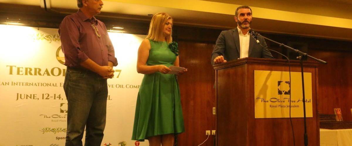 Διεθνή βραβεία για τα εκλεκτά Κρητικά ελαιόλαδα στο διεθνή διαγωνισμό «TerraOlivo» στο Ισραήλ