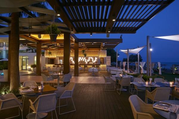 Ξενοδοχείο Minoa Palace – Εστιατόριο «Thalassa