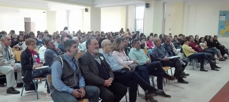 Ημερίδα για τις καταναλωτικές συνήθειες των μαθητών του Ηρακλείου-Συμμετοχή της Περιφέρειας Κρήτης